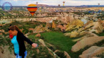 Excursion to Cappadocia from Side