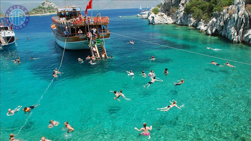 سواحل معروف کمر ترکیه