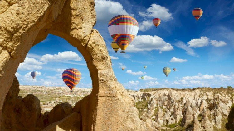 Adventure in Cappadocia