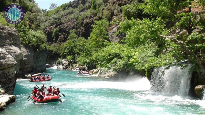 Jeep Safari with Rafting Excursion in Kizilot