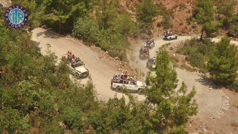Jeep Safari with Rafting Excursion in Titreyengol