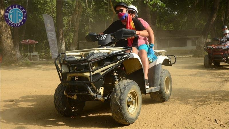 Quad Bike Safari and Rafting trip in Kumkoy