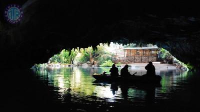 Altinbesik cave tour from Evrenseki