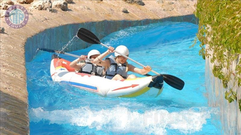 Water Planet park from Manavgat