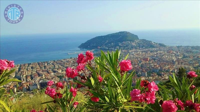 Alanya City Tour From Titreyengol