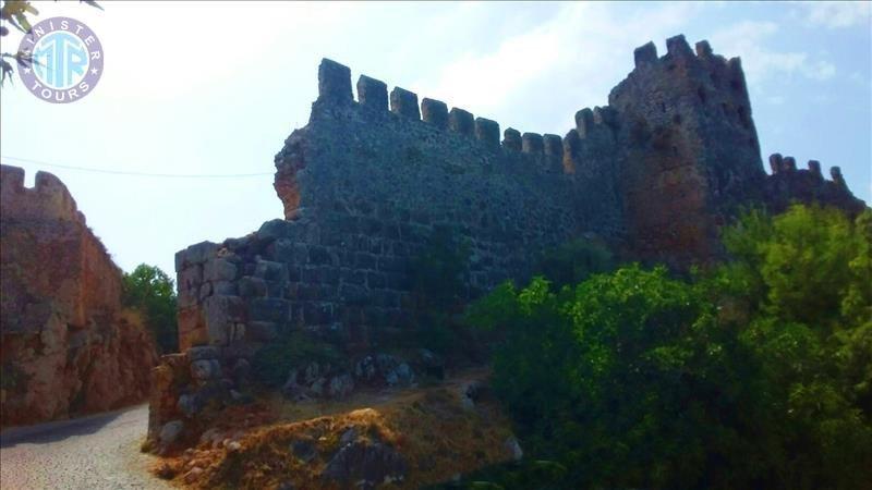 Alanya City Tour From Kumkoy