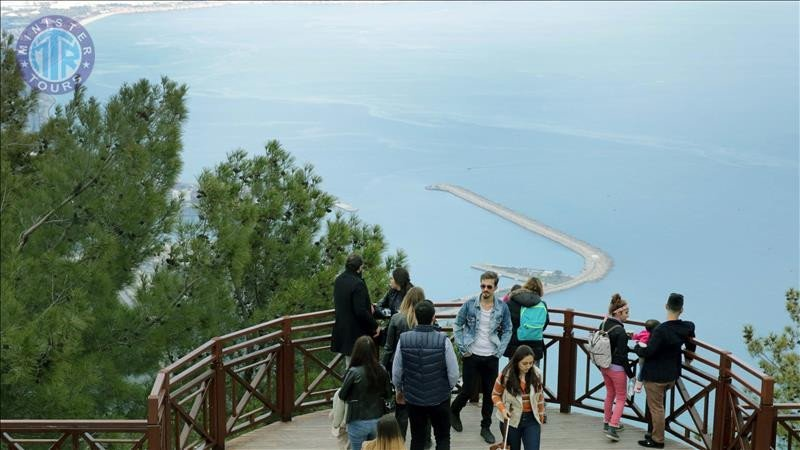 Antalya city tour from Sorgun