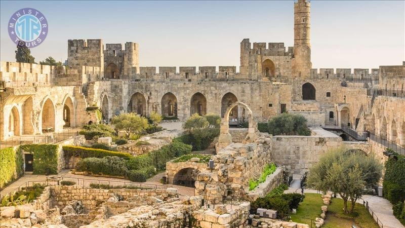 Trip to Israel from Side Turkey