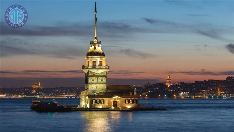 Tour to Istanbul from Kumkoy