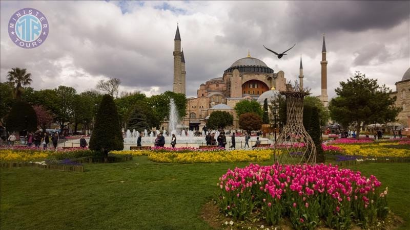 Tour to Istanbul from Kizilagac