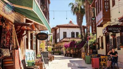 Belek'ten Antalya Şehir Turu