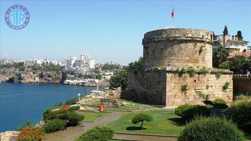 Antalya city tour from Belek