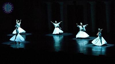رقص آتش آناتولی در سیده