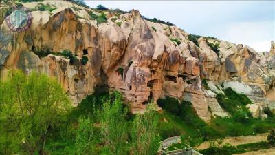 Tour to Cappadocia from Evrenseki