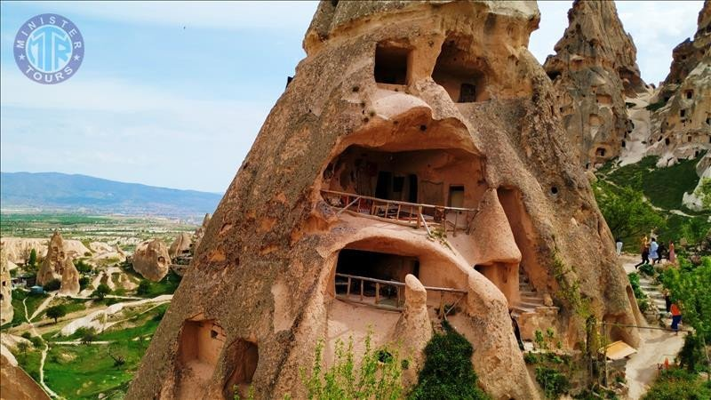 Tour to Cappadocia from Kumkoy