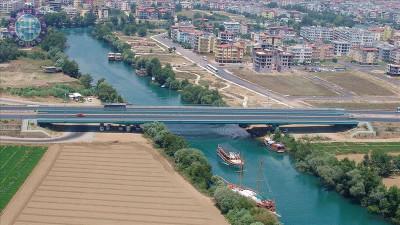 Manavgat river cruise tour in Evrenseki