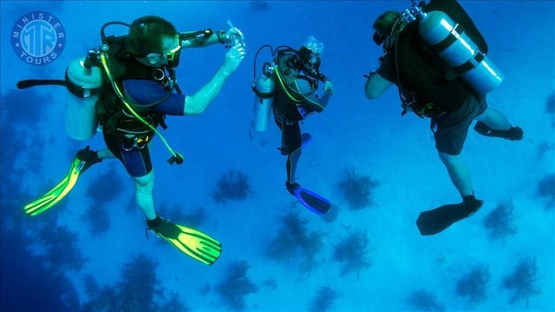 Alanya diving tour from Colakli