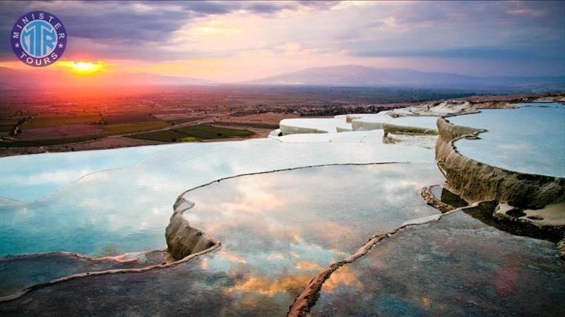 Demre myra kekova and Pamukkale Tour from Kizilot