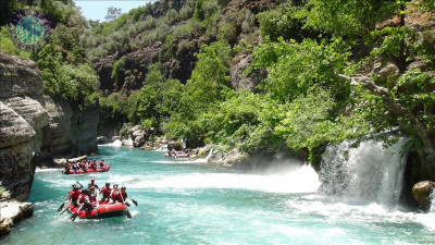 Belek Rafting Turu