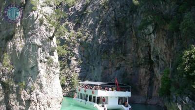 Belek'ten Yeşil Kanyon Tekne Turu