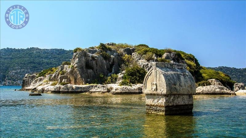 Excursion to Demre Mira Kekova from Belek