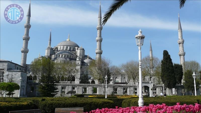 Trip to Istanbul from Belek