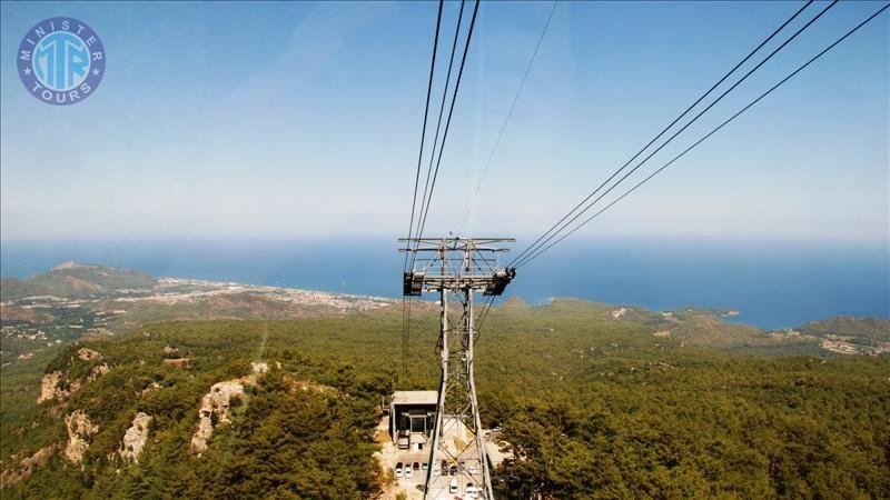 Tahtali Cable Car from Belek
