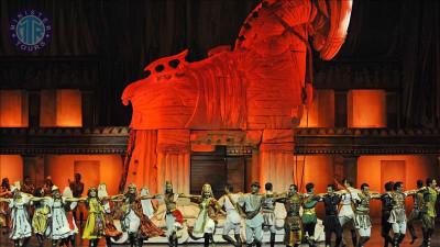 Belek Anadolu Ateşi Dans Topluluğu Gösterisi