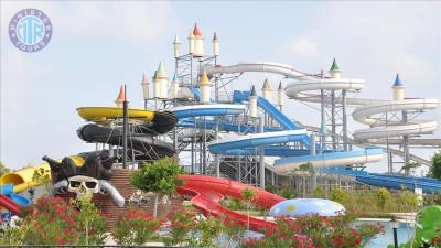Belek'ten Antalya Aqualand & Dolphinland