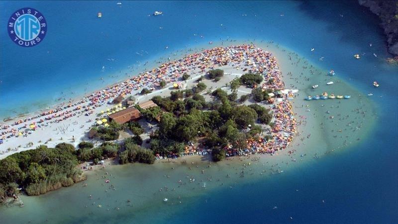 Oludeniz Beach Tour from Belek