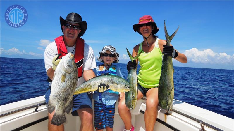 Sea Fishing İn Belek Turkey