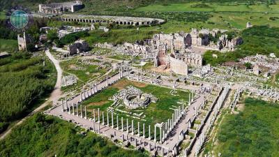 Belek'ten Perge, Aspendos Antik Kenti ve Kurşunlu Şelalesi Turu