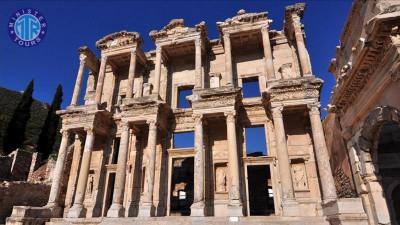 Belek'ten Günübirlik Pamukkale ve Efes Turu
