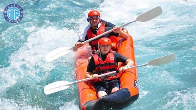 Quad Bike Safari and Rafting in Alanya