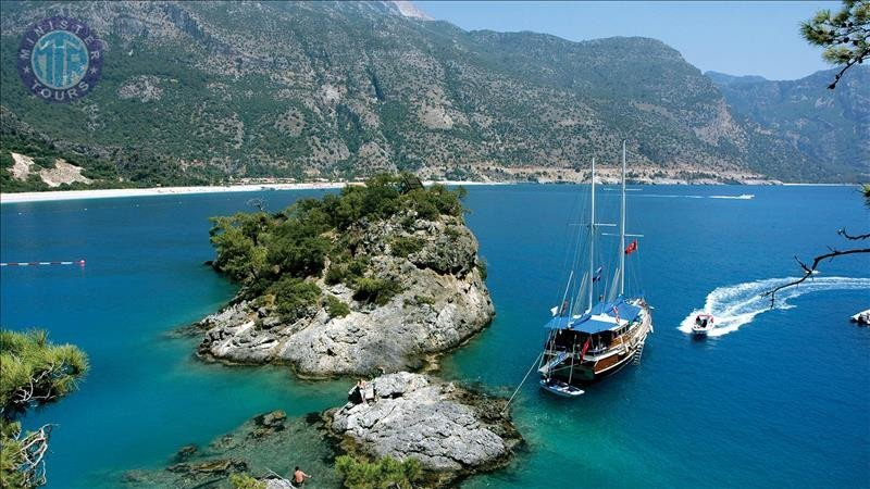 Boat tour in Kemer