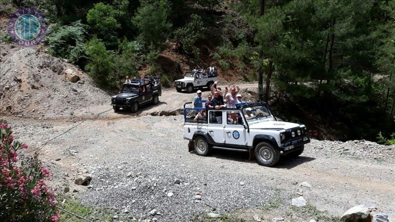 Jeep safari in Kemer