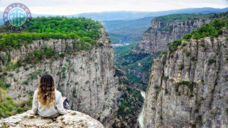 Tazi Canyon from Alanya