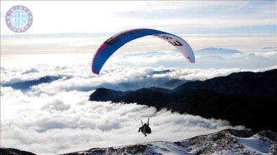 Paragliding (Parachute) Tour from Kemer