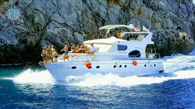 اجاره قایق خصوصی در کریش