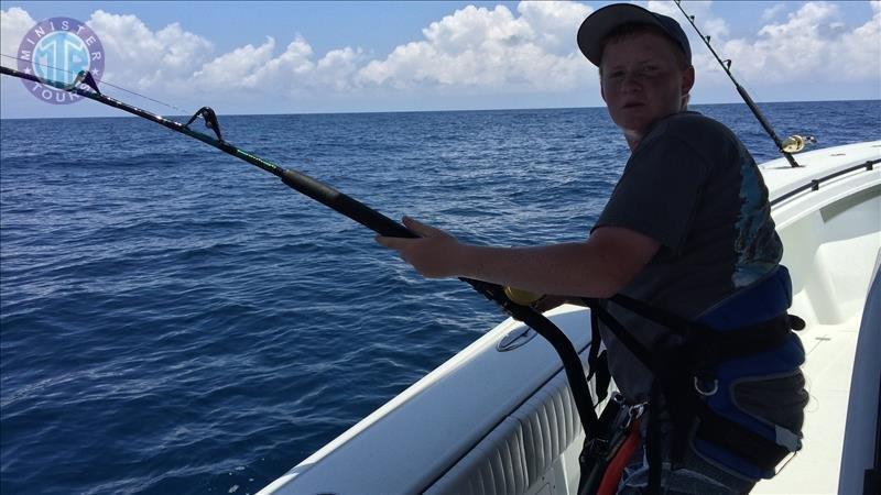 Sea fishing in Kemer
