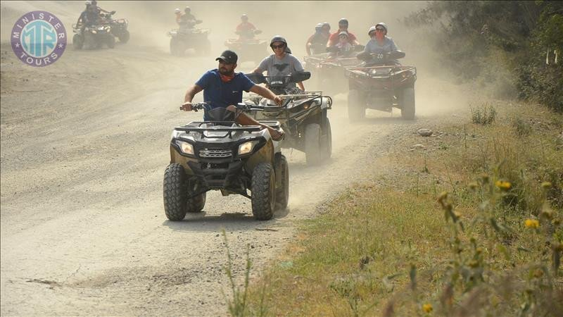 Quad bike Safari in Kemer