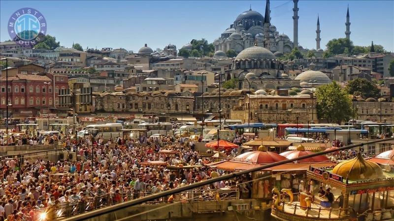 Istanbul from Antalya
