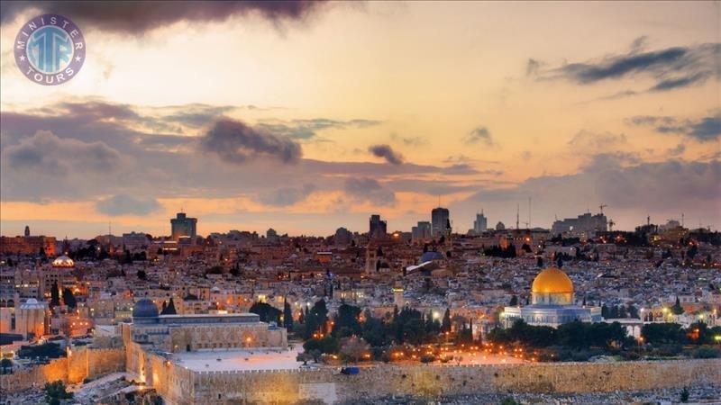 Israel from Antalya