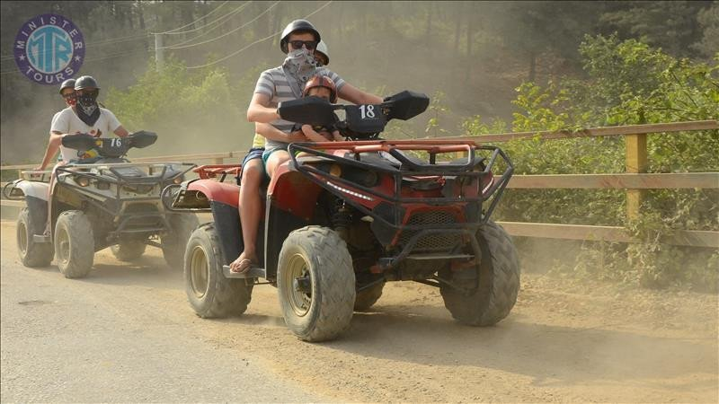 Quad bike Safari in Antalya