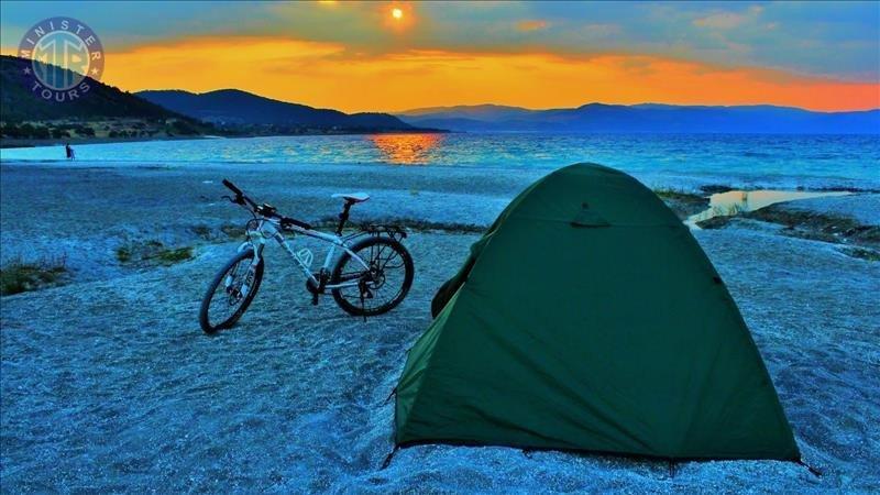 Salda lake and Pamukkale from Antalya