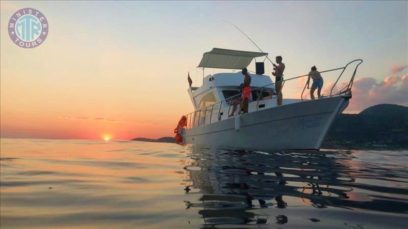 Rent Yacht in Antalya