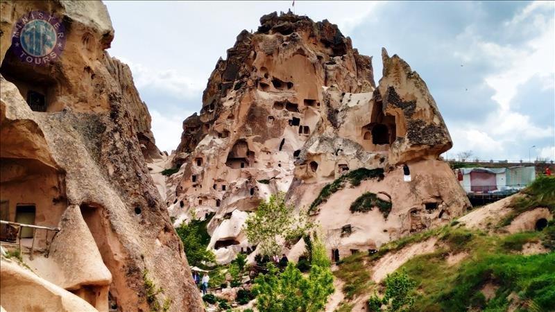 Excursion to Cappadocia from Antalya 3 days