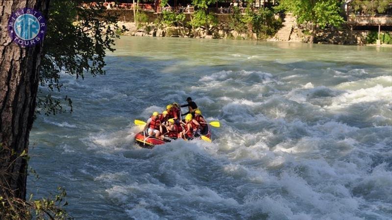 Antalya Rafting and Buggy safari in one day