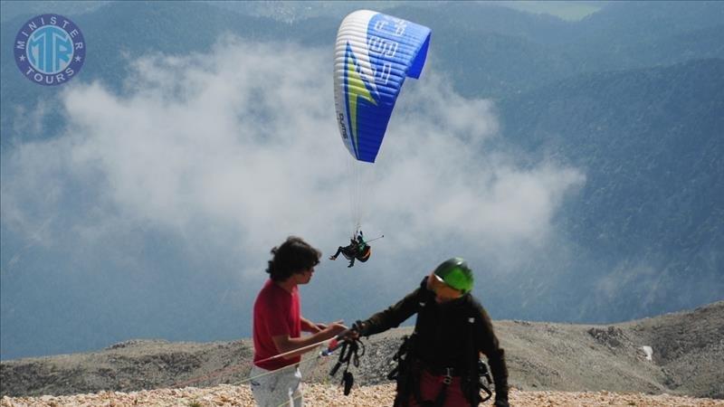 Paragliding in Antalya