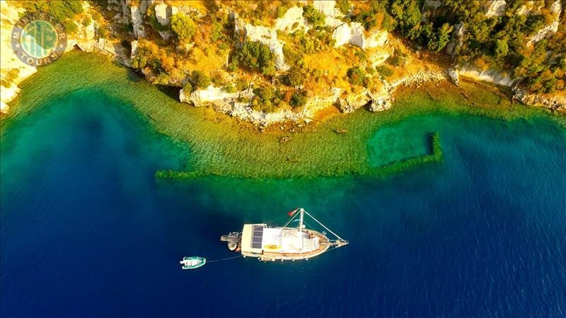 Excursion to Demre myra Kekova from Antalya